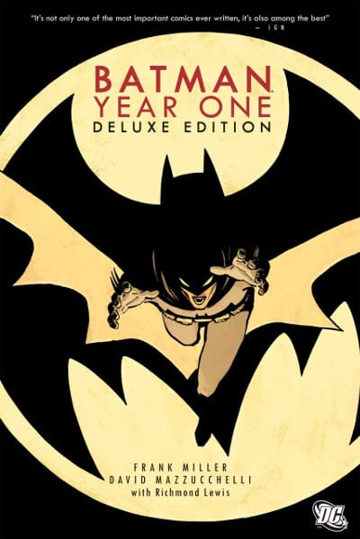 Anno Uno - Batman