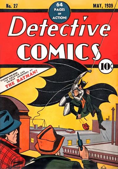 Batman 1 - originale