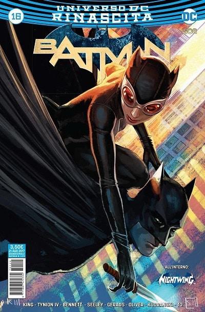 Batman Rinascita #16 (AA.VV.)