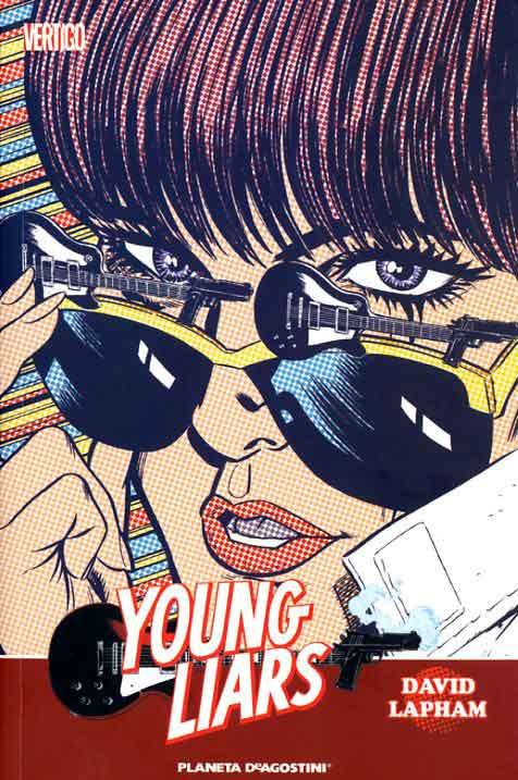 Young Liars Di David Lapham: bugie a tempo di rock