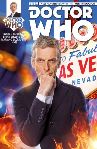 Doctor Who #9-10 (Morrison, Williamson, Laclaustra)