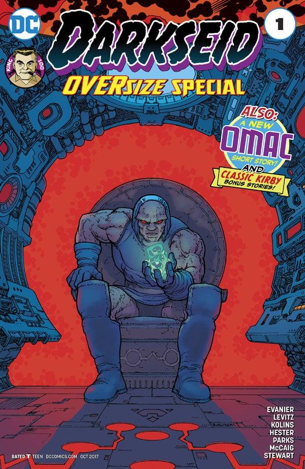 Darkseid Special