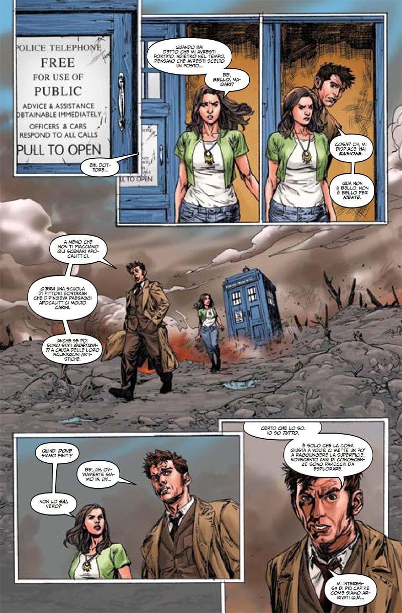 Doctor Who Book 4 Decimo Dottore 2 Gli Angeli Piangenti di Mons_012