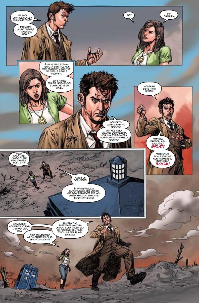 Doctor Who Book 4 Decimo Dottore 2 Gli Angeli Piangenti di Mons_013
