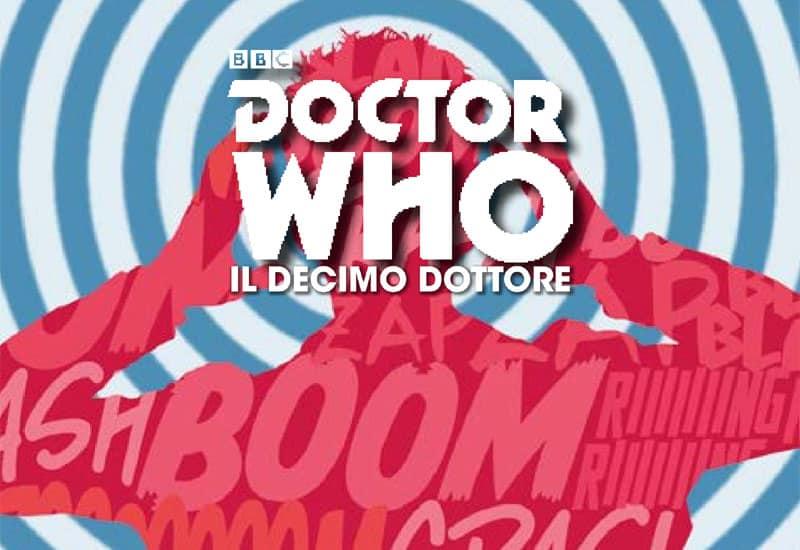 Anteprima di Doctor Who – Decimo Dottore Vol #2