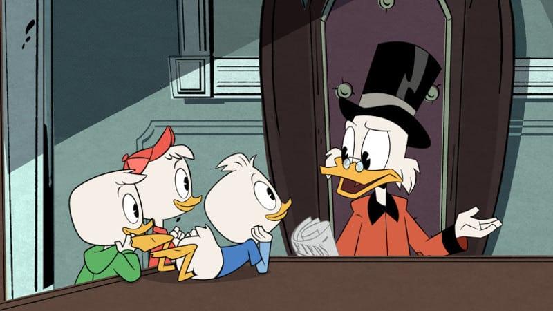 DuckTales_2017_pilot_5_Recensioni