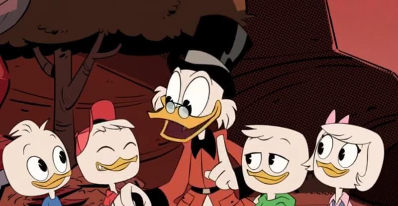 """Woo-oo! """"DuckTales"""" torna in TV"""