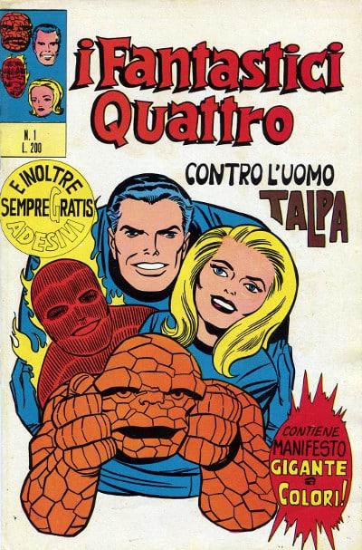 Fantastici - Fantastic Four