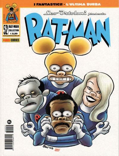 Fantastici - Rat-Man