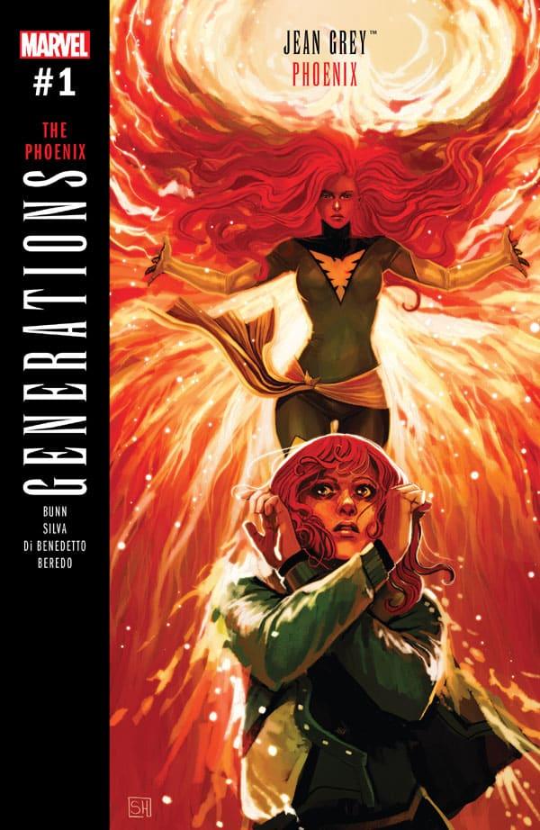 Generations - Phoenix & Jean Grey