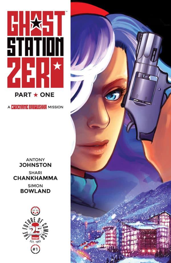Ghost Station Zero 1