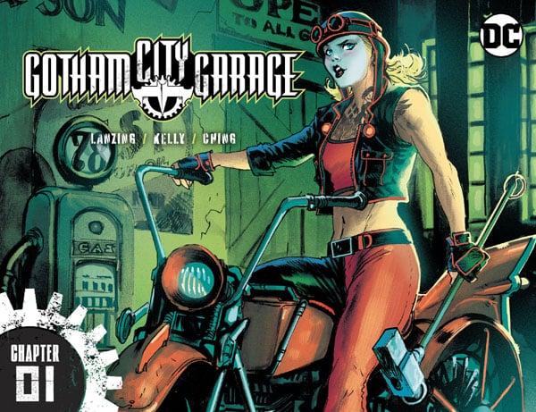 Gotham-City-Garage-1_First Issue