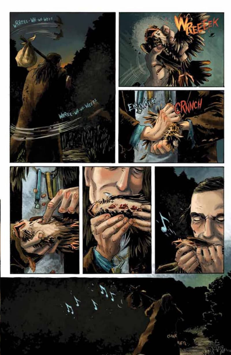 Harrow County 3 Racconto 1 p 4