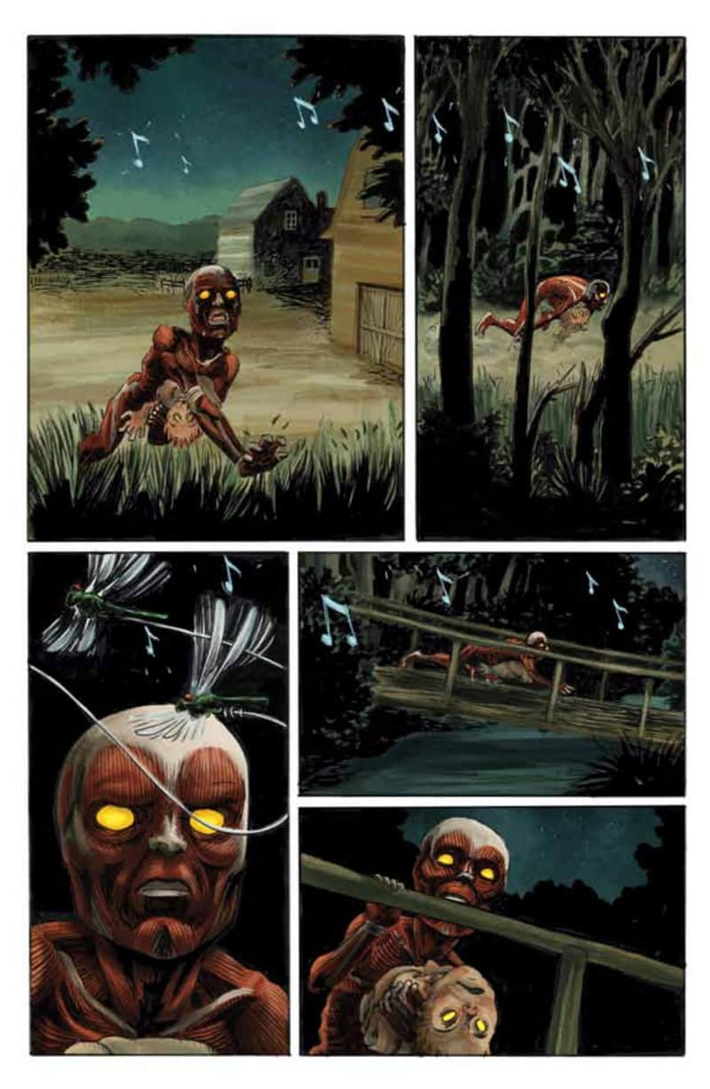 Harrow County 3 Racconto 1 p 8