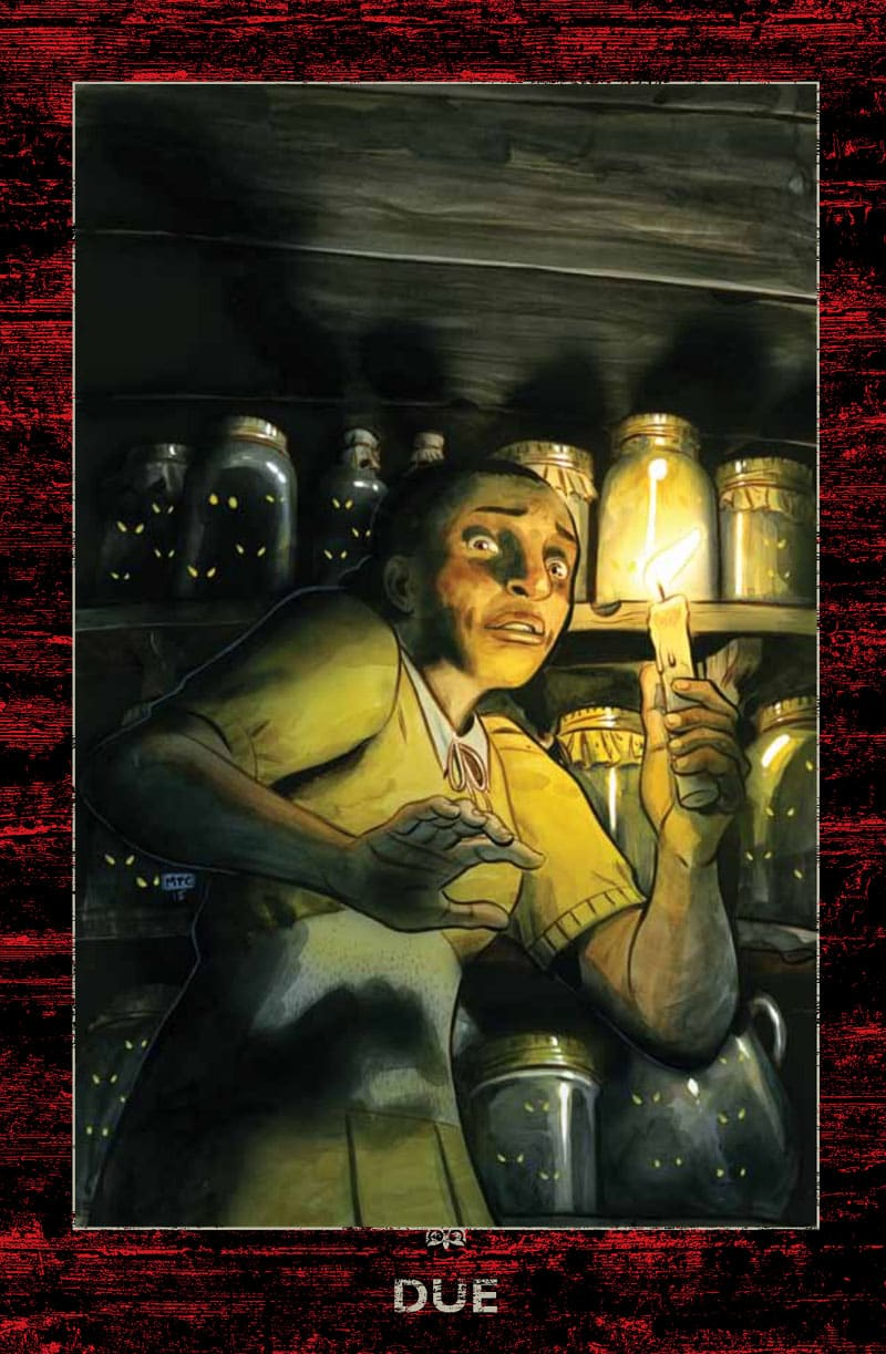 Harrow County 3 racconto 2 cover