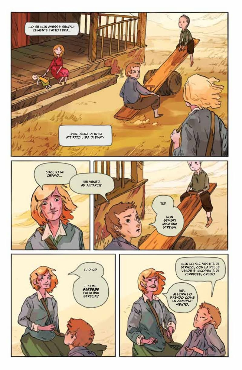 Harrow County 3 racconto 3 p 5