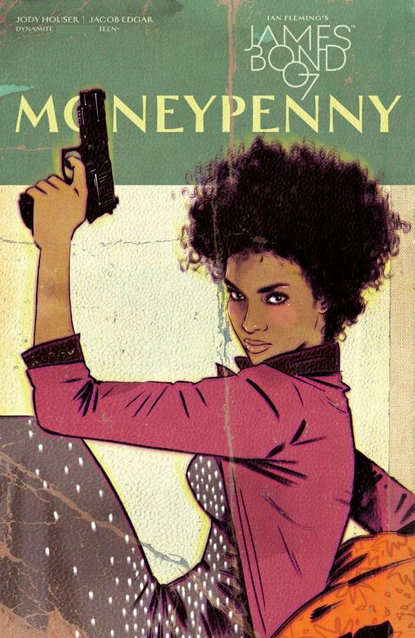 James Bond - Moneypenny