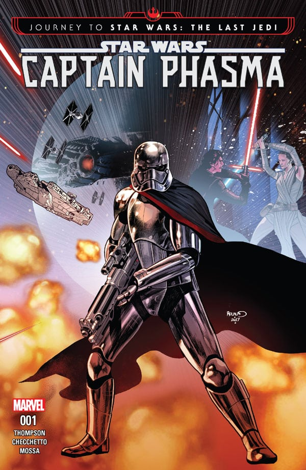 Journey-to-Star-Wars-The-Last-Jedi-Captain-Phasma-1_First Issue
