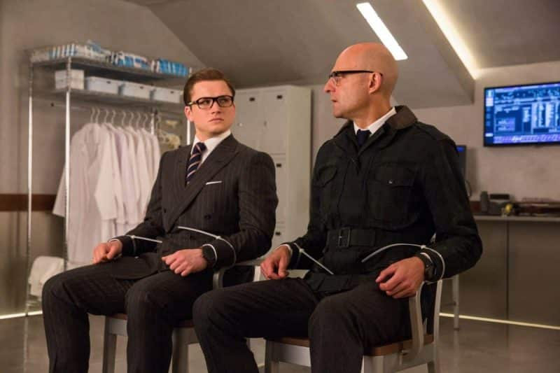 Kingsman: The Golden Circle conquista il Box Office USA
