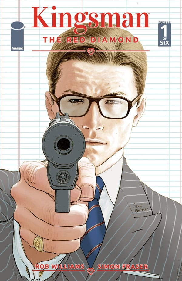 Kingsman-The-Red-Diamond-1_First Issue