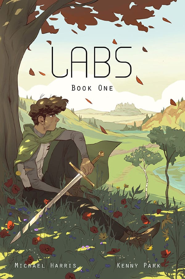 Labs-1_First Issue