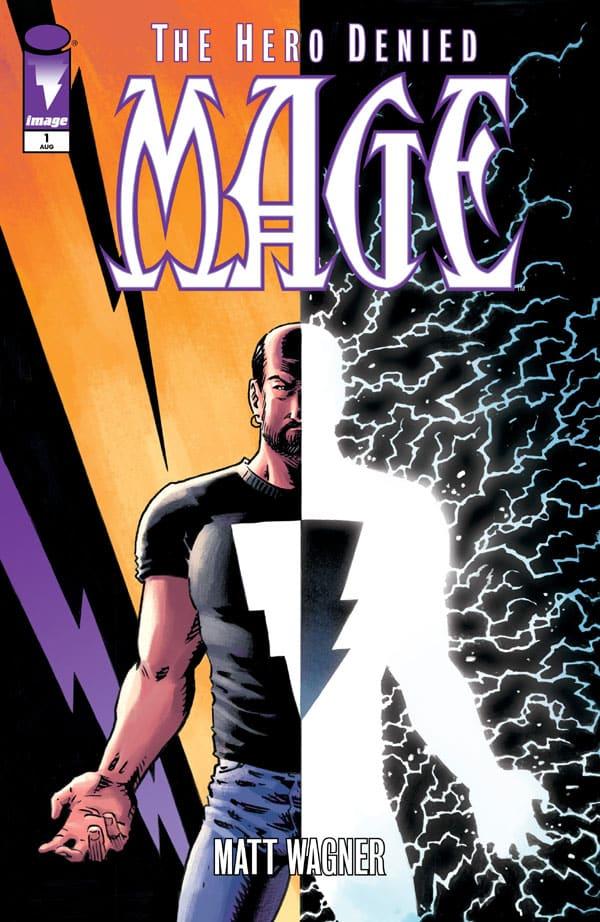 Mage - The Hero Denied 1