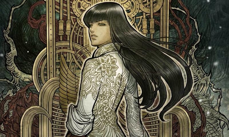 Monstress: un fantasy fra nero abissale e arazzi d'oro