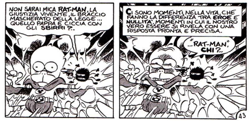 Essential 11: undici fumetti di Rat-Man_Essential 11