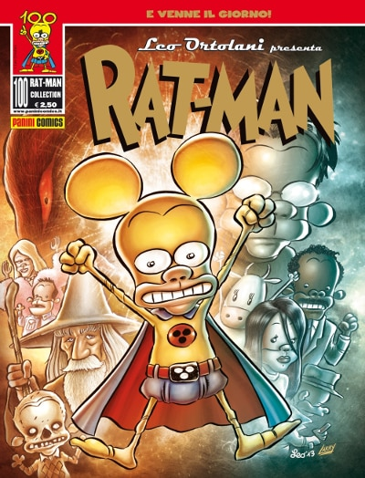 Rat-Man_intervista_Leo_Ortolani_3_Interviste