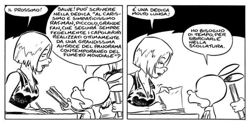Il fumetto comico secondo Rat-Man_Approfondimenti