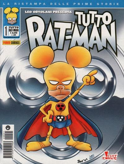 La fine di Rat-Man: fletto i muscoli e sono nel vuoto