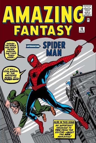 Spider-Man 1 - originale