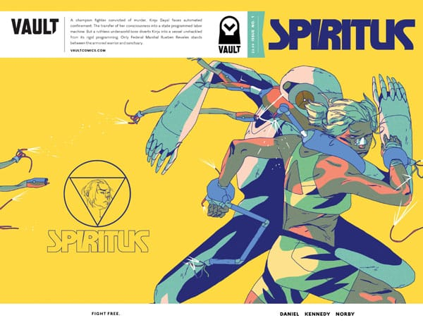 Spiritus 1