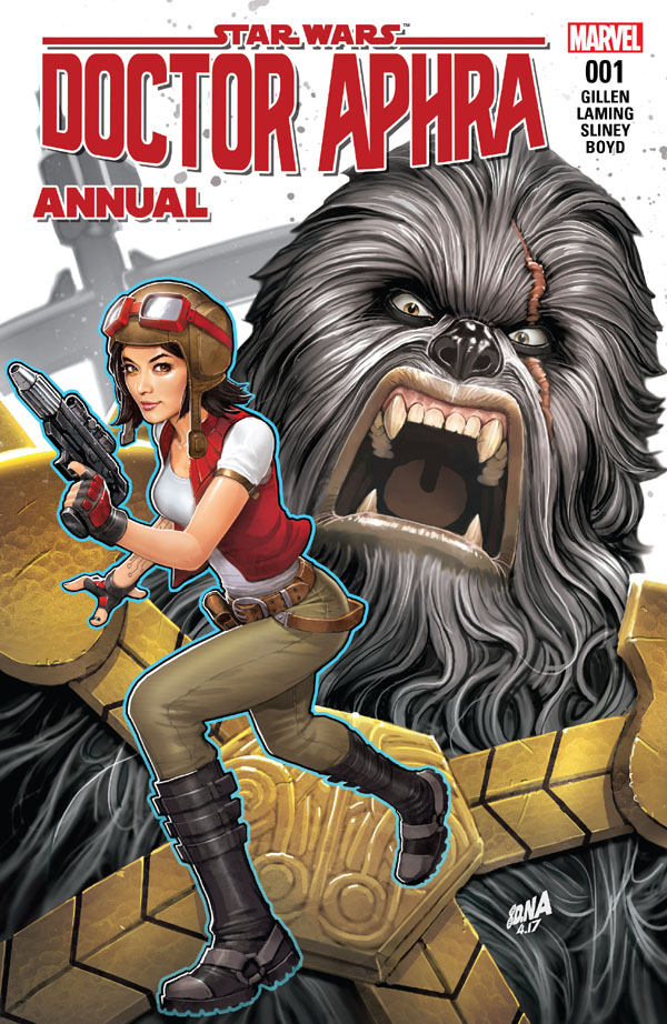 Star Wars - Doctor Aphra Annual 1