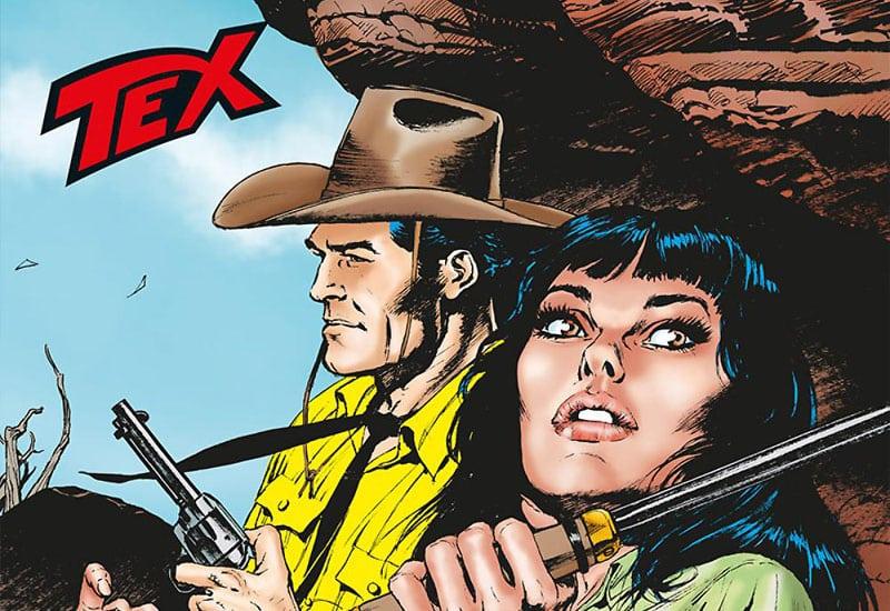 Tex #683 – La prigioniera del deserto (Boselli, Piccinelli)