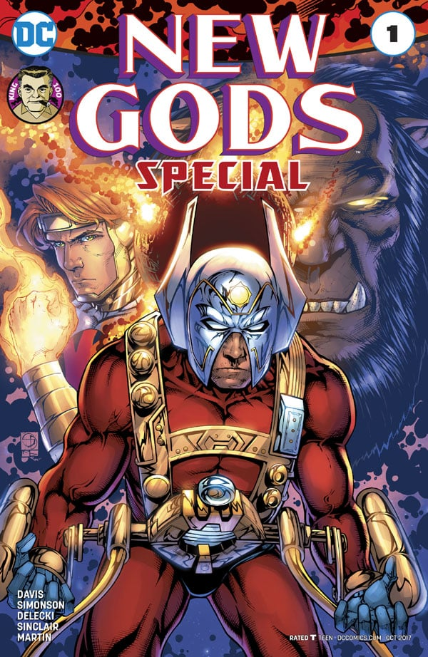 The New Gods Special 1