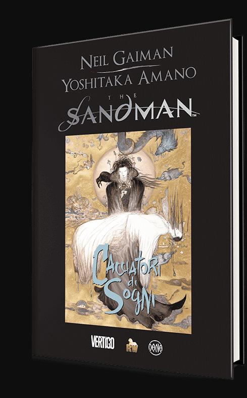 Torna in libreria Sandman: Cacciatori di sogni di Gaiman/Amano