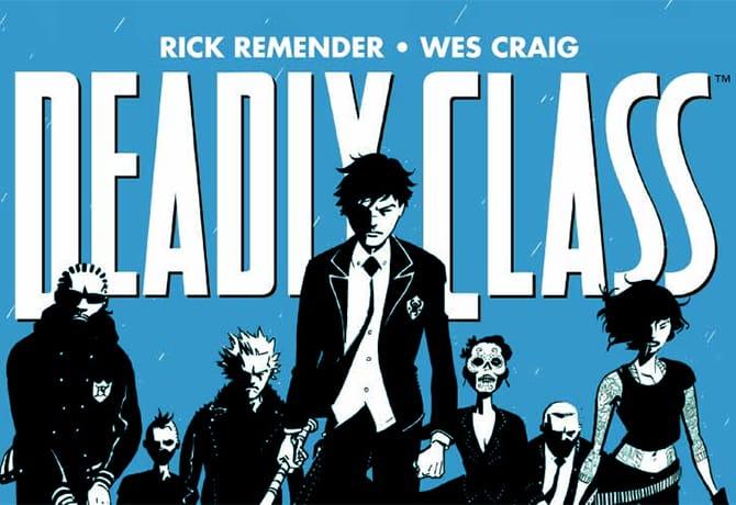 Deadly Class: SyFy ordina pilot prodotto dai Fratelli Russo