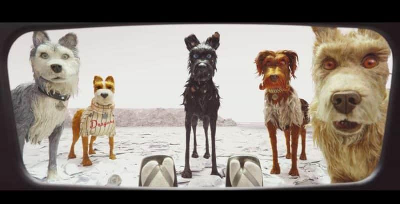 """Il primo trailer di """"Isle of Dogs"""", il nuovo film di Wes Anderson"""
