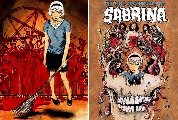 Sabrina The Teenage Witch: Spin-off di Riverdale in lavorazione a The CW