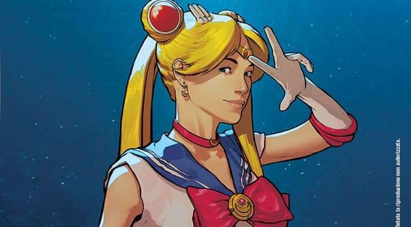 Un concorso di disegno tutto dedicato a Sailor Moon
