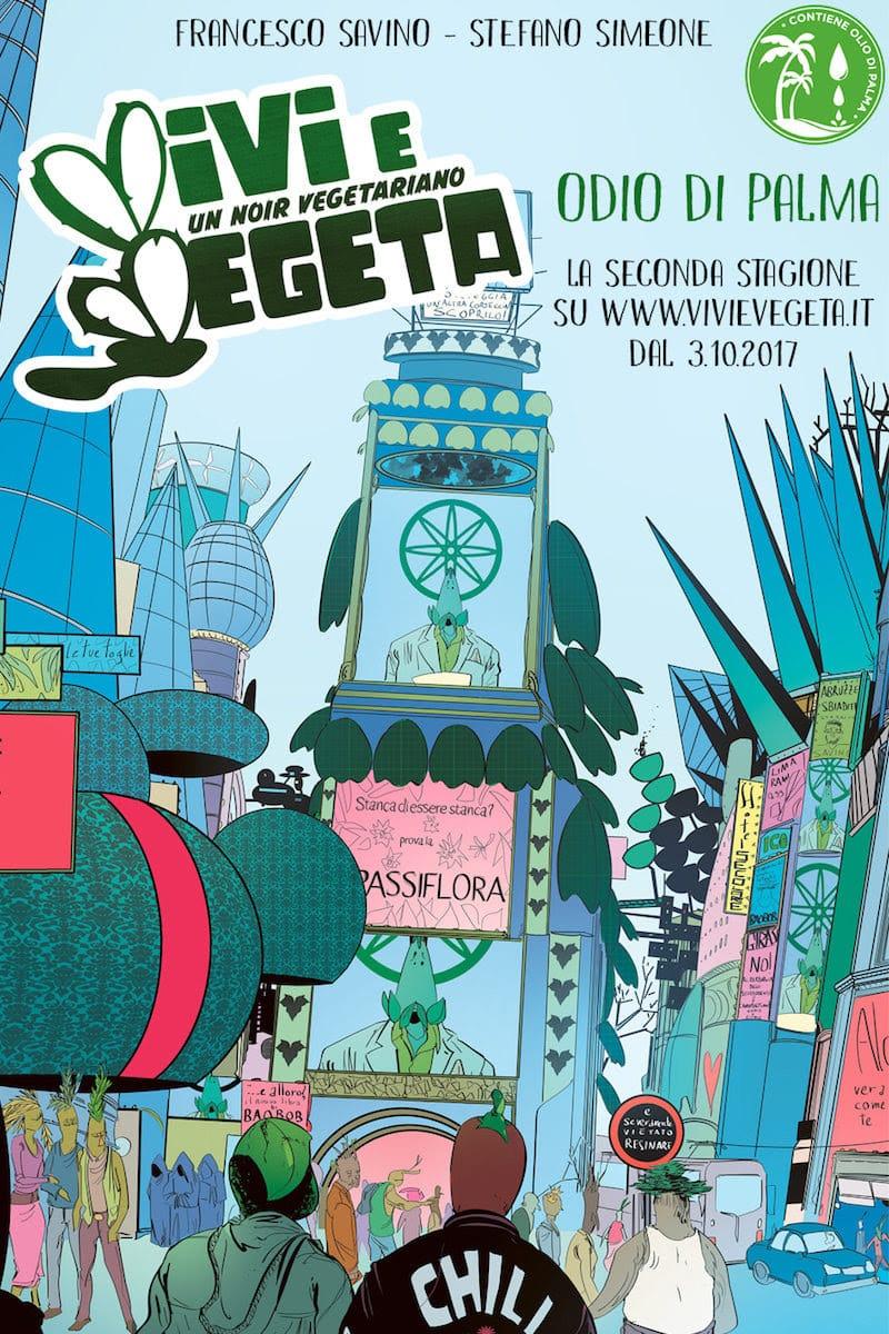 Vivi e Vegeta: la seconda stagione dal 3 ottobre
