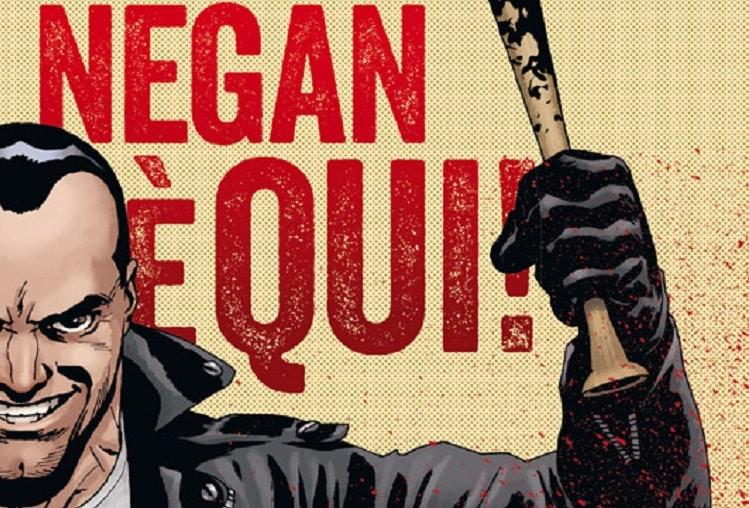 Anteprima: Negan è qui! (Robert Kirkman, Charlie Adlard)