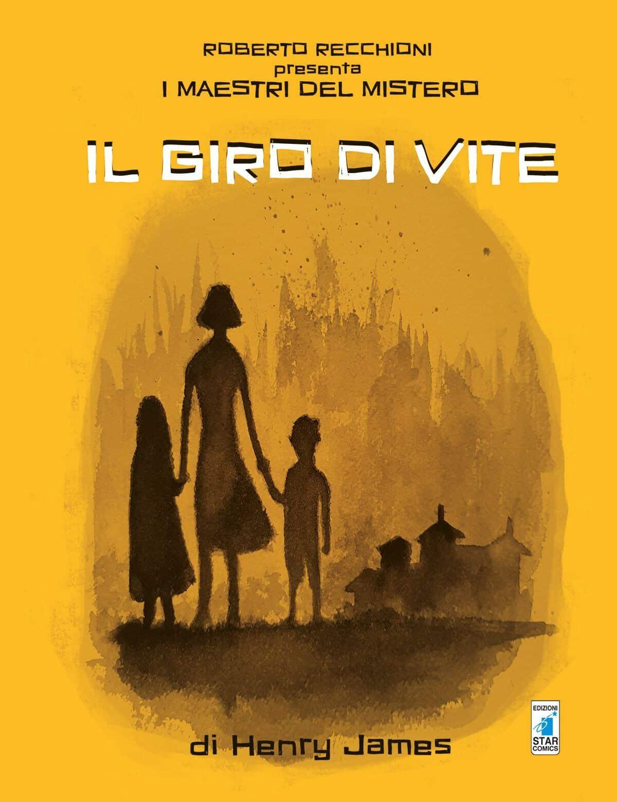 """Lucca Comics & Games: """"Roberto Recchioni presenta: I Maestri del Mistero"""""""