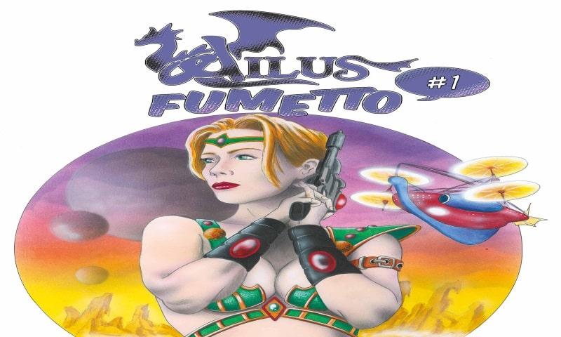 Ailus Editrice al Borda Fest a Lucca a novembre