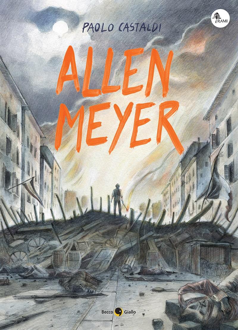 Allen Meyer_BeccoGiallo_copertina