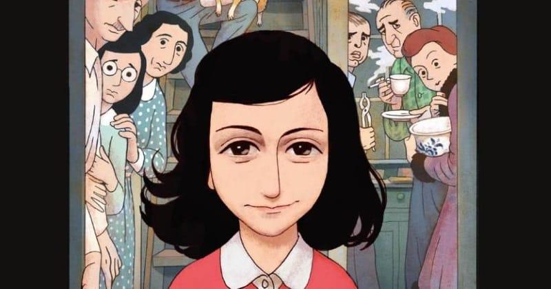 La Storia a fumetti: il Diario di Anne Frank