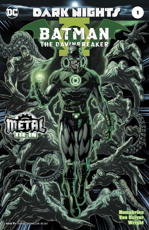 Batman - The Dawnbreaker 600