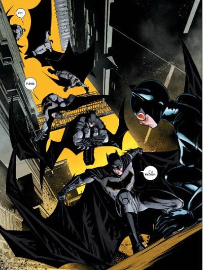 Io sono suicida: il Batman umano e stratega di Tom King_Recensioni