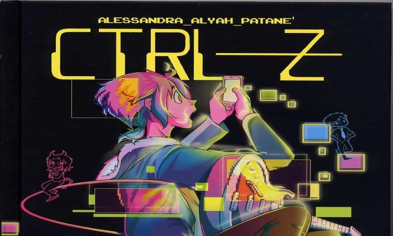 CTRL-Z Greyscale: vivere come in un videogioco